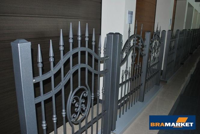Відкатні, розсувні вуличні ворота Рівне